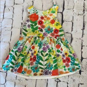 Girls 5t spring Easter dress